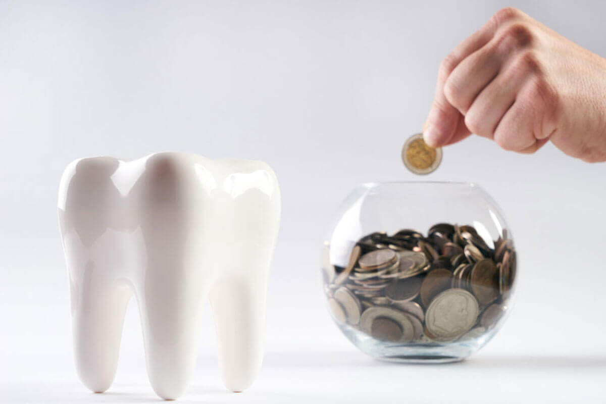 Saving up for dental expenses
