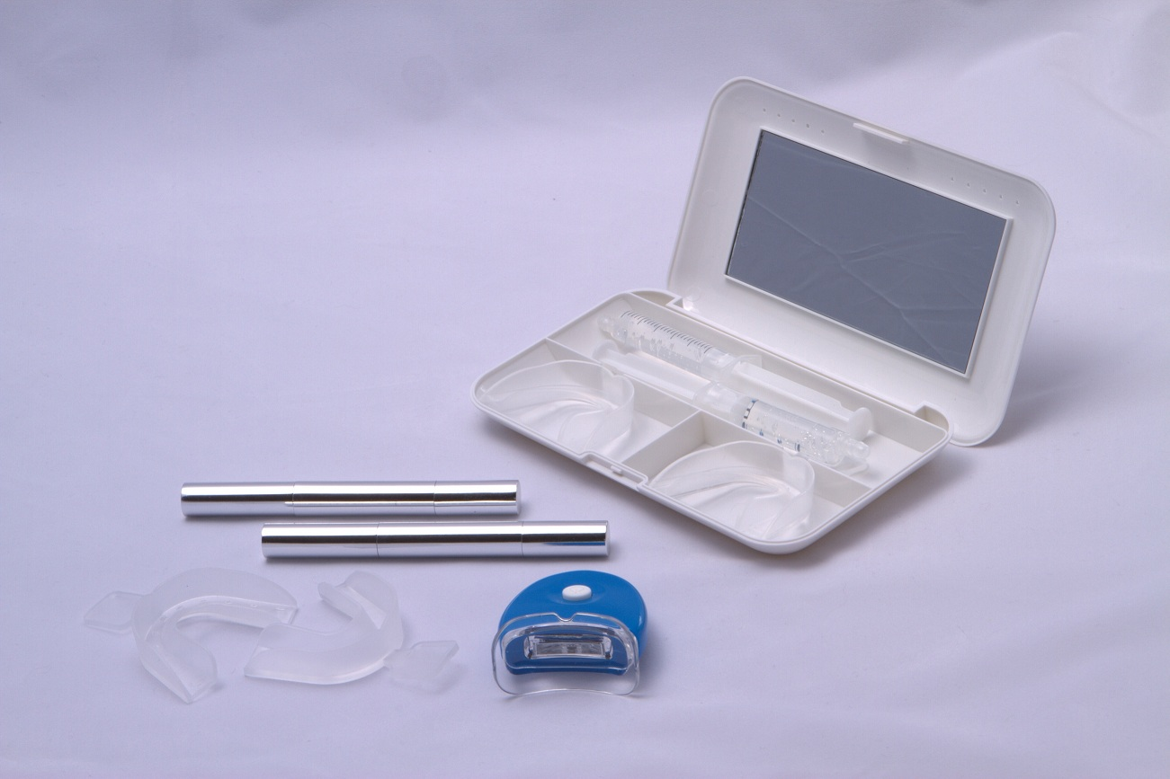 at home teeth whitening kits